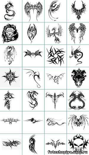 Фруктами татуировки на плече женские